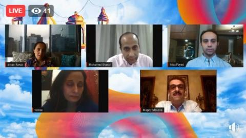 EGVRS - Egyptian Vitreoretinal Society - EGVRS Medical Case Conference Webinar - Part 2